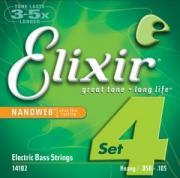 Elixir 14102 - Струны для бас-гитары