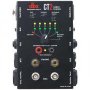 Аксессуар для концертного оборудования dbx Тестер для кабелей CT2