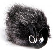 Ветрозащита Boya BY-B05 для петличных микрофонов меховая Black