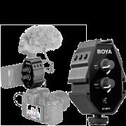 Аудиоадаптер BOYA BY-MP4
