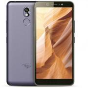 Смартфон Itel A44 Anthracite Grey