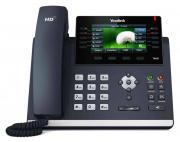 VoIP-телефон Yealink SIP-T46S черный