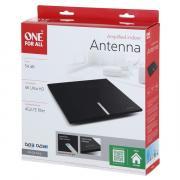 Антенна комнатная для ТВ OneForAll SV9495, Premium Line, 25 км
