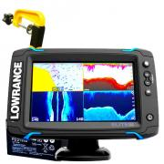 Эхолот Lowrance Elite-7 CHIRP 83/200 455/800