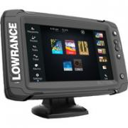 Lowrance Elite 7 Ti Mid/High/TotalScan