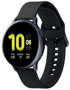 Часы Samsung Galaxy Watch Active2 алюминий 40 мм Aqua Black (Лакрица)