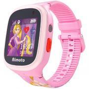 Детские умные часы Кнопка жизни Aimoto Disney ''Рапунцель'' (9301104) розовый