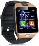 Умные часы с Bluetooth DZ09 (Золотые)