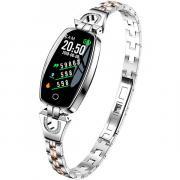 Фитнес-браслет Smart Bracelet H8 Silver