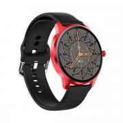 Смарт часы Smart Watch KingWear LW29, красно-черный