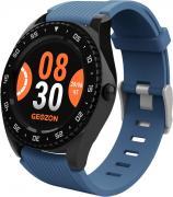 Умные часы Geozon Titanium G-SM10BLKB Black/Blue