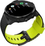 Спортивные часы Suunto 7, черный, лайм