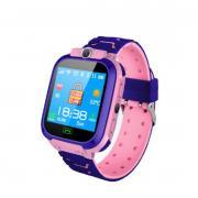 Детские смарт-часы S12B , розовые