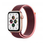 Apple Watch SE OLED Золото 4G GPS (спутниковый) MYEY2FD/A