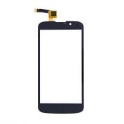 Тачскрин Highscreen Omega Prime mini черный (Touchscreen)