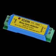 BTD1 ICON Одноканальный детектор отбоя с питанием от телефонной линии BTD1 (отбой только разрывом шлейфа)
