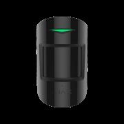 Комбинированный датчик движения и разбития стекла Ajax CombiProtect (black)