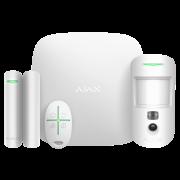 Комплект сигнализации Ajax StarterKit Cam (white) Ajax StarterKit Cam (white)