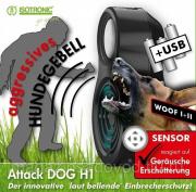 Мобильное охранное устройство для защиты квартиры, дачи и имущества от воров, Германия