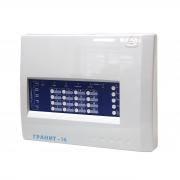 Прибор приемно-контрольный охранно-пожарный Гранит-16 (16 ШС, 4 реле ПЦН, TouchMemory)
