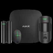 Комплект сигнализации Ajax StarterKit Cam (black) Ajax StarterKit Cam (black)
