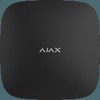 Ретранслятор радиосигнала системы безопасности Ajax Ajax ReX (black)