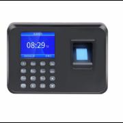 """Биометрический сканер отпечатков пальцев """"Fingerprint Time Recorder"""" (Черный)"""