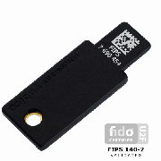 Ключ безопасности YubiKey FIPS (БЕЗ УПАКОВКИ)