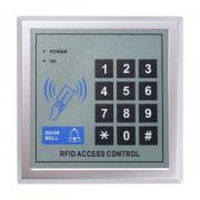Считыватель RFID меток (Mifare 13,56 мГц) со встроенной клавиатурой и кнопкой вызова ALFA CK-4.1