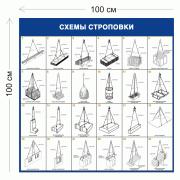 Схемы строповки грузов ССГ06
