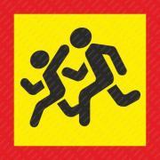 Знак «Осторожно дети»