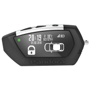 Pandora D-022 брелок с дисплеем