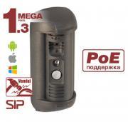 BEWARD DS06AP: IP видеодомофон PoE