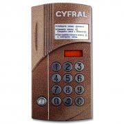 Вызывная панель видеодомофона Цифрал CCD-2094.1И/VС