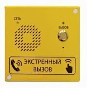 Блок вызова ELTIS DP1-UF8 (исп. крышка коробки проходной)