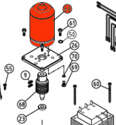 Электродвигатель NICE MHO0763