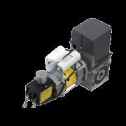 NDCM0199 — электромеханический привод Nice с редуктором для секционных ворот