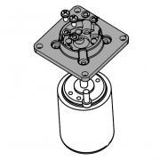 Фланец мотора NICE BMG0912.4567