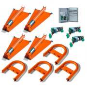 UNIPARK4 — автоматические парковочные барьеры CAME комплект
