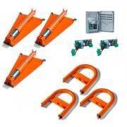 UNIPARK3 — автоматические парковочные барьеры CAME комплект