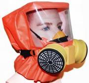 Самоспасатель фильтрующий усиленный НПКПожхимзащита Шанс-Е усиленный