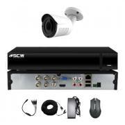 Видеонаблюдения на 1 камеру для дачи 2 МП