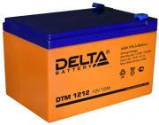 Аккумулятор Delta DTM 1212 151x98x95