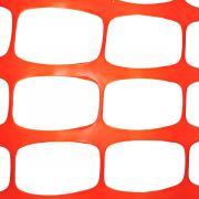 Аварийное ограждение Эконом, оранжевое, 150 г/м2, рулон 1.5*50 м