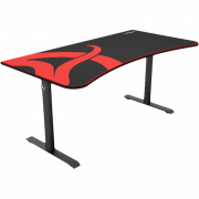 Стол для компьютера Arozzi Arena Gaming Desk Black ARENA-BLACK