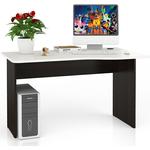Стол письменный Мебельный двор С-МД-1-04 венге/дуб