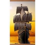 Электрообогреватель настенный «Домашний очаг: Корабль»