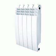 Секционный биметаллический радиатор Royal Thermo BiLiner 500, количество секций 14