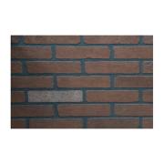 Короб малый Dimplex 720х785х275 для деревянных порталов Luxemburg, Sheffield - красный кирпич