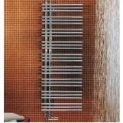 Полотенцесушитель электрический Zehnder Yucca Asymetric YAE-130-50/RD 50x130,4 см